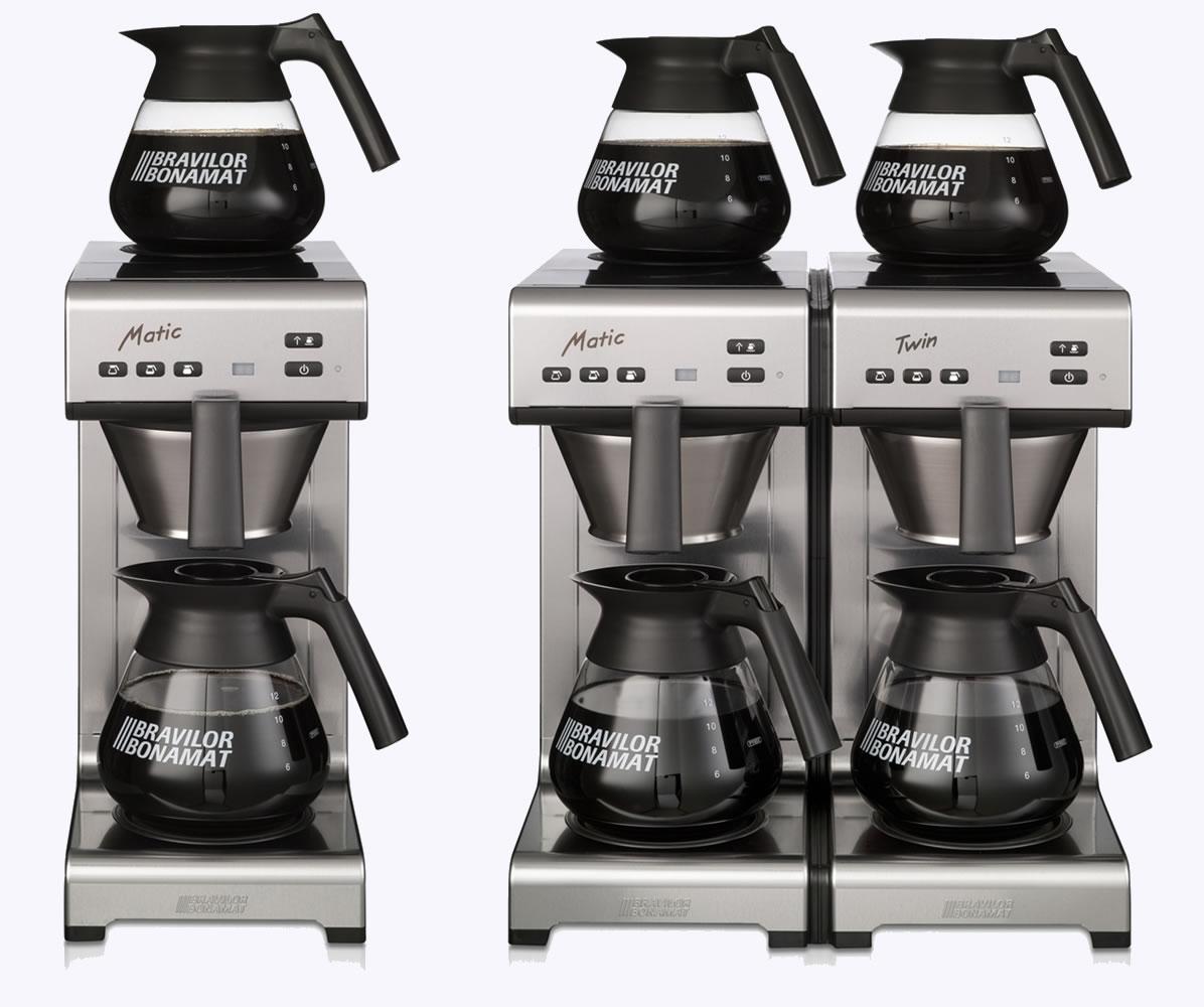 Bravilor Bonamat Matic Schnellfilter Kaffeemaschine
