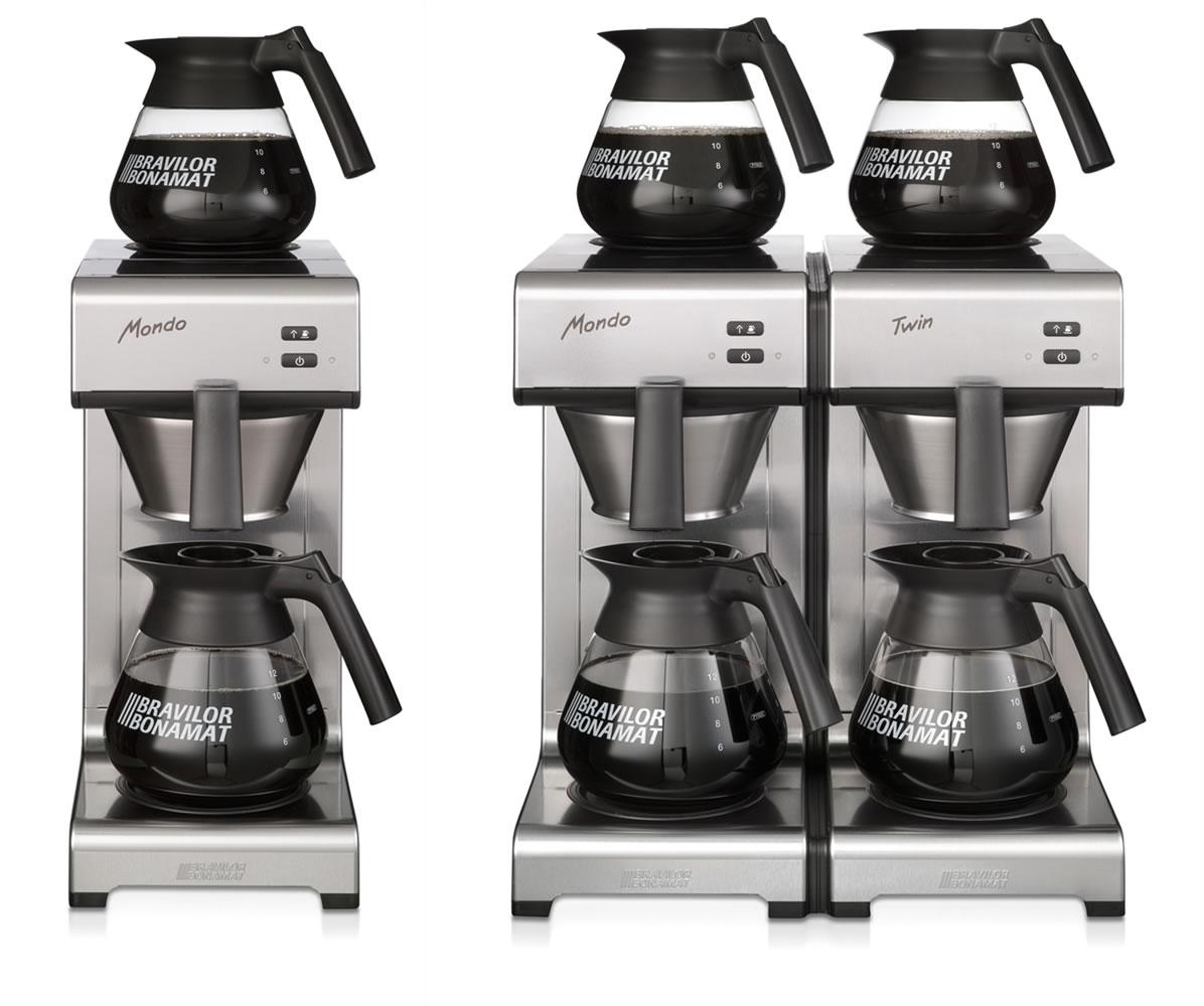 Bonamat Mondo Schnellfilter Kaffeemaschine